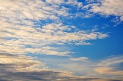 Wolkeninseln...