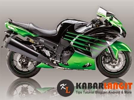 Harga Kawasaki Ninja ZX -14R Ohlins
