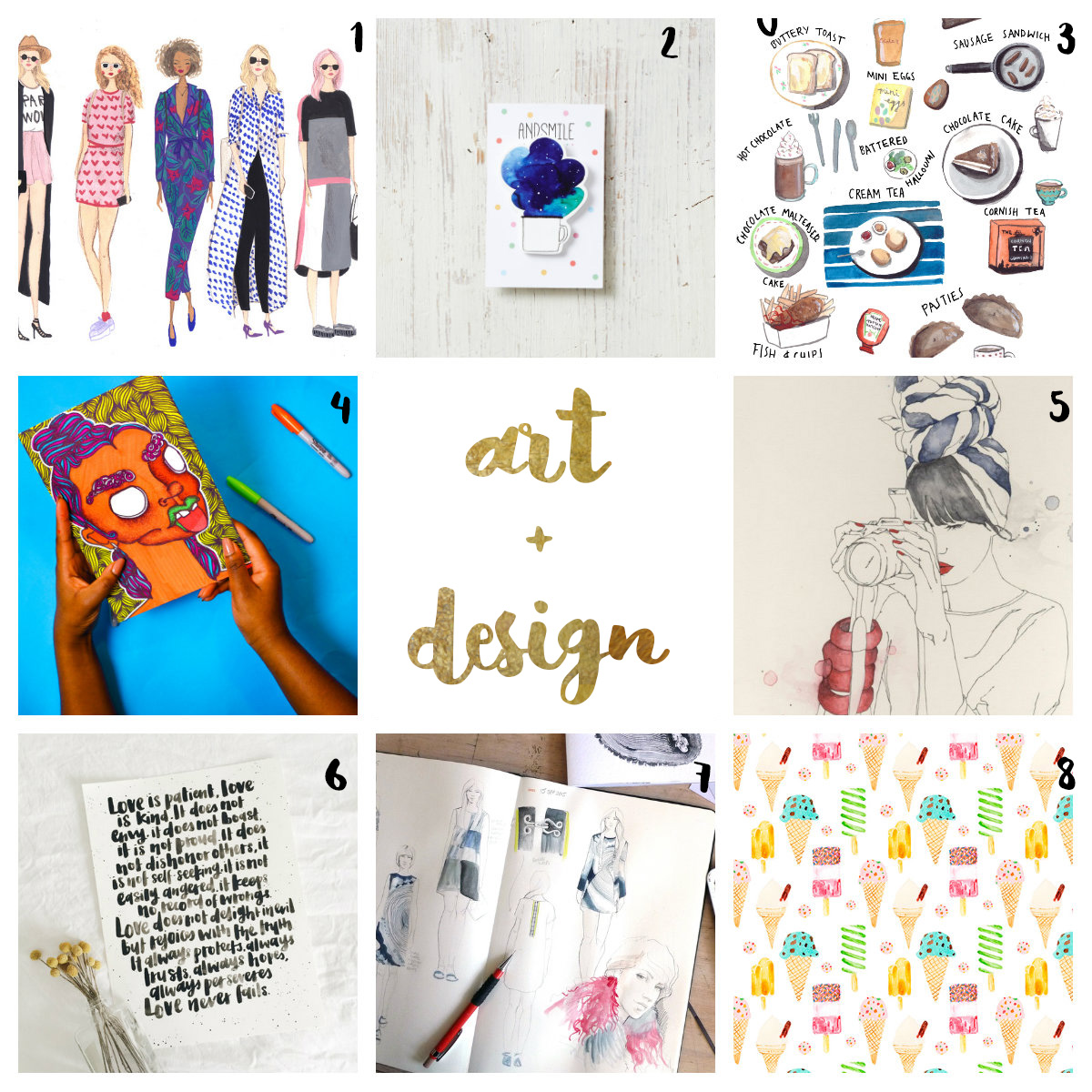 art and design blogs to follow