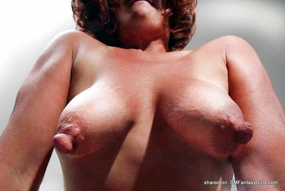 Big Boobs Tits Puffy Nipples
