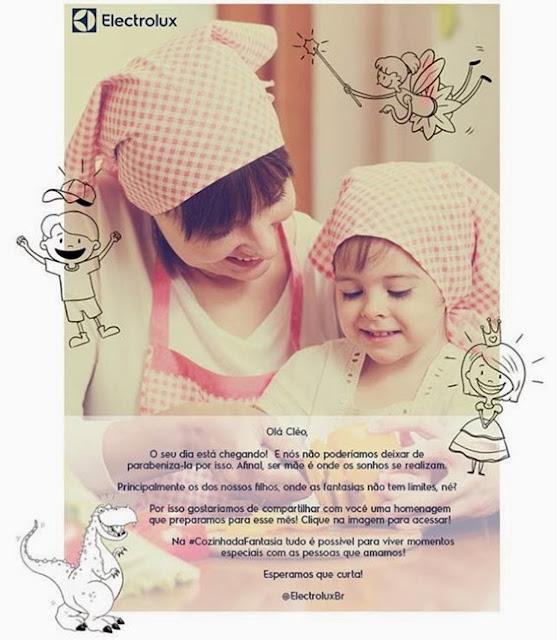 Vídeos, Dia das Mães, Electrolux, Carinho, Na Cozinha da Maricota, Cozinha,