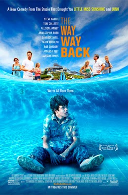 The Way Way Back 2013 poster