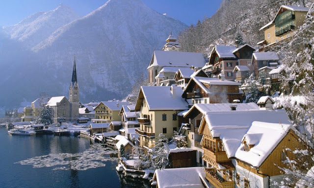 Hallstat Winter