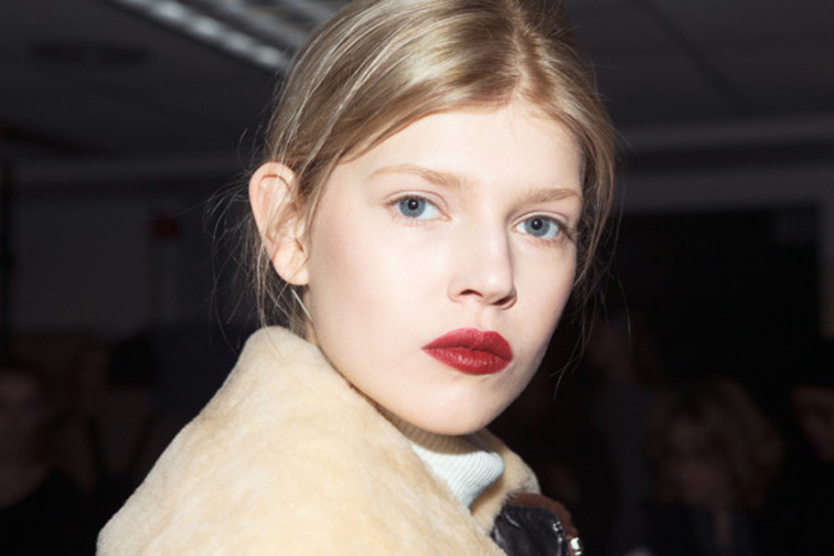 3.1 Phillip Lim show backstage beauty, fall 2015 collection, nyfw, New York fashion week