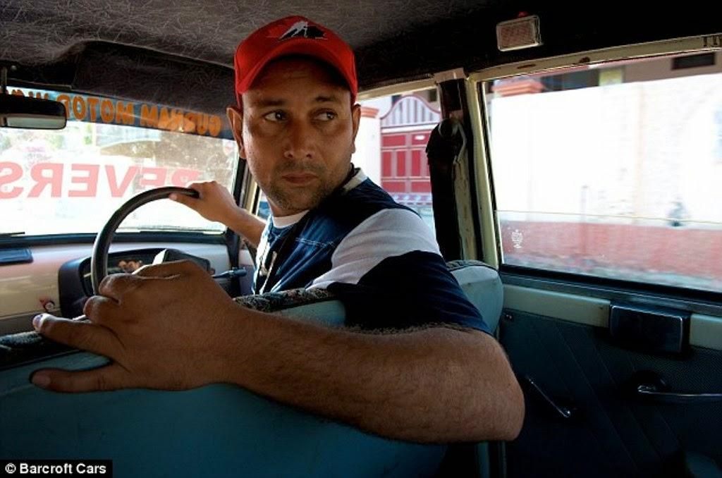 indian reverse driver harpreet devi