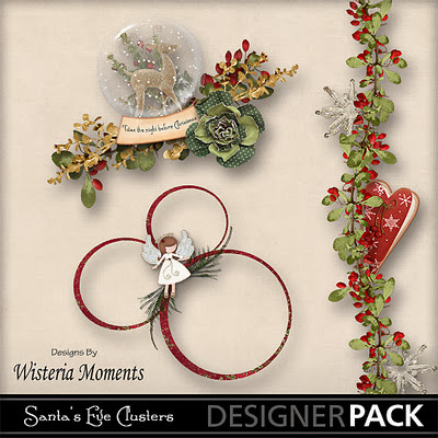 Share the Memories Free Christmas Clusters