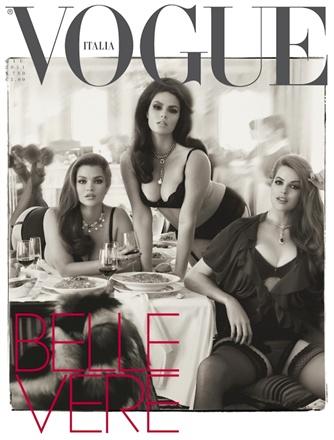 moda tallas grandes Vogue Italia