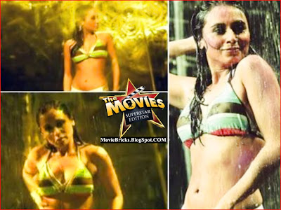 bollywood actress hot rani mukherji in bikini