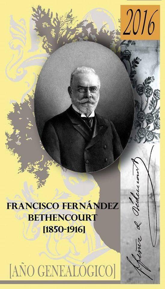 2016 Año Genealógico F Fdez Bethencourt
