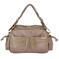 5.  timi and leslie Jessica Diaper Bag
