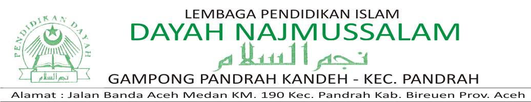 Dayah Najmussalam Pandrah