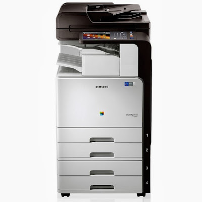 download Samsung CLX-9251NA/XAA printer's driver