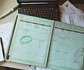 Set a Bill Date Every Month #FinancialPeace #clevergirls #ad