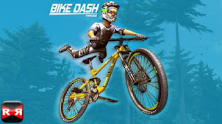 Bike Dash APK+DATA Mod Unlimited Money For Android Terbaru