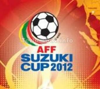 Final Piala AFF Singapura Thailand
