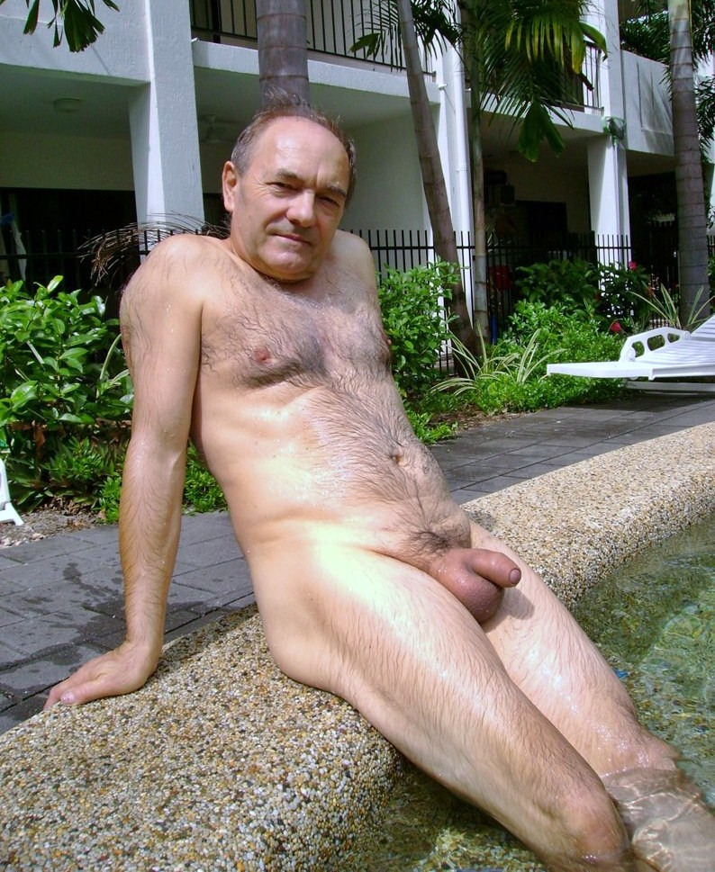 gay older naked man