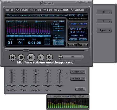 Free Download Cowon JetAudio v8.0.15.1900 Plus VX Full Version: new-software-area.blogspot.com/2011/08/free-download-cowon-jetaudio...