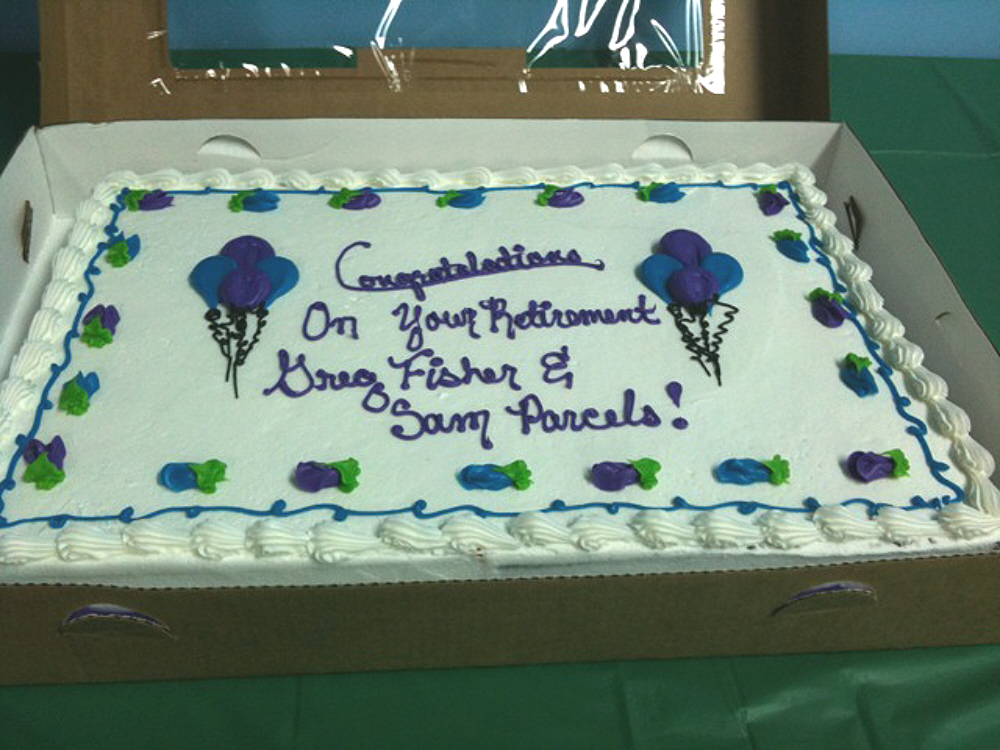 Retirement Cake Ocean Cake Ideas and Designs