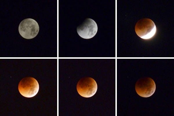 Blood Moon Lunar Eclipse Philippines