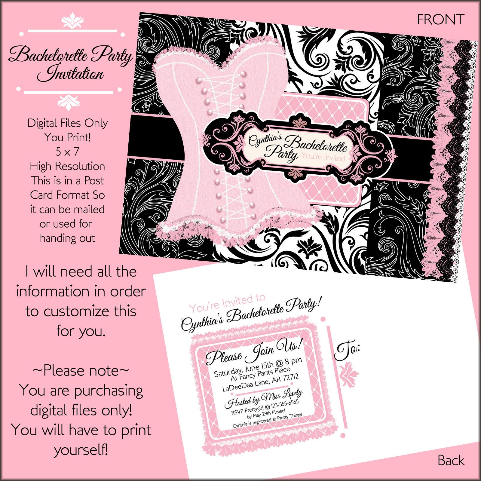 Tea Party Bridal Shower Invitation Wording was great invitations design