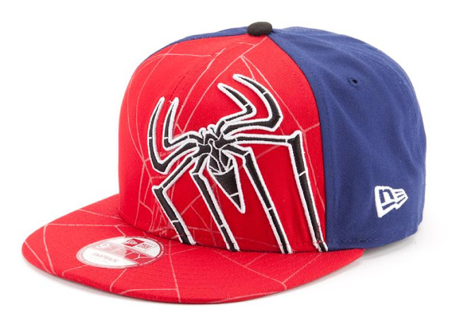 TheBlotSays.com x New Era The Amazing Spider-Man Hat Giveaway