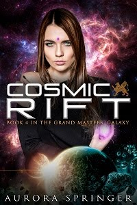 Book 4 of Grand Masters' Galaxy