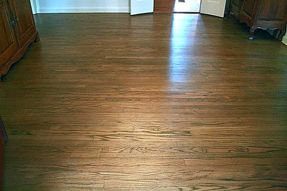 Wood floor sanding, NY