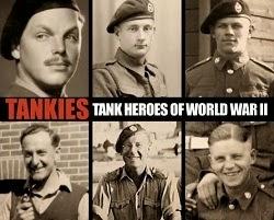 Trung Đoàn Xe Tăng Hoàng Gia - BBC Tankies Tank Heroes of World War 2