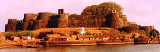 vijaydurg fort malvan