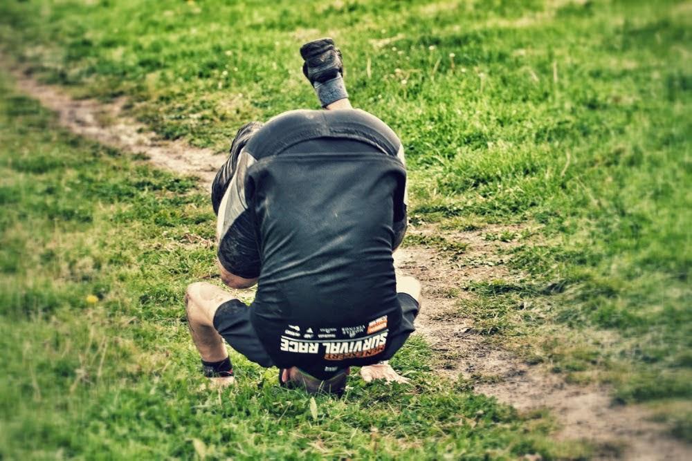 Stabłowice, sport, bieganie, Men's Health Survival Race
