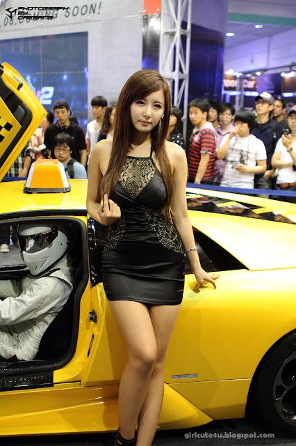 6 Ryu Ji Hye-Seoul Auto Salon 2011-very cute asian girl-girlcute4u.blogspot.com