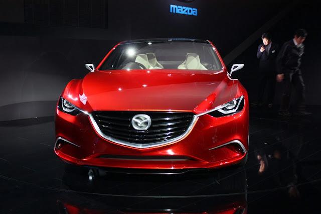 Car Barn Sport: Mazda 6 (