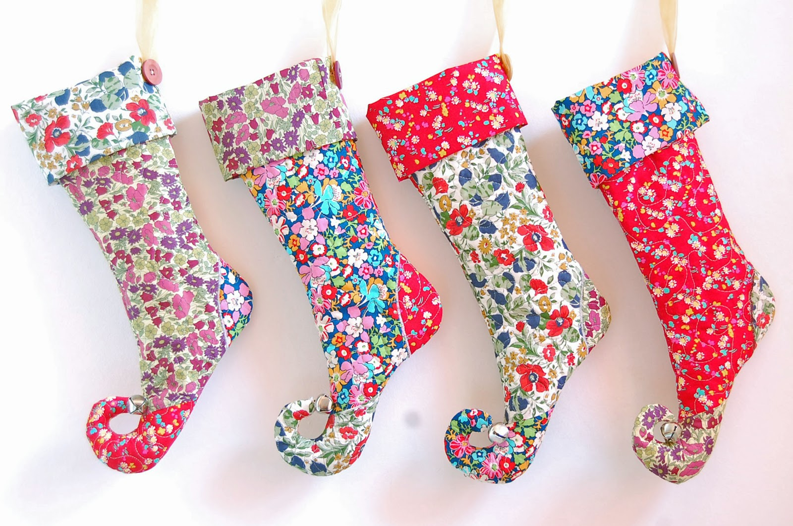 Christmas Stockings Printables