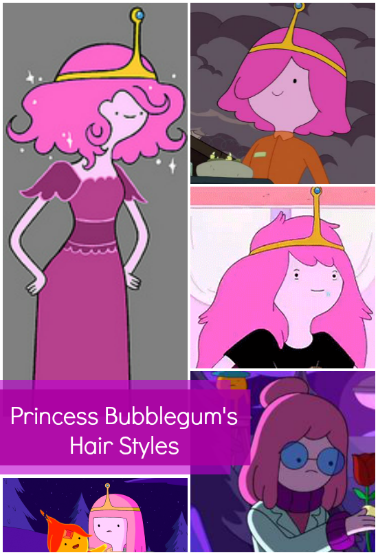 ... : Adventure Time's Princess Bubblegum Hair Guide   Me! MaDonna