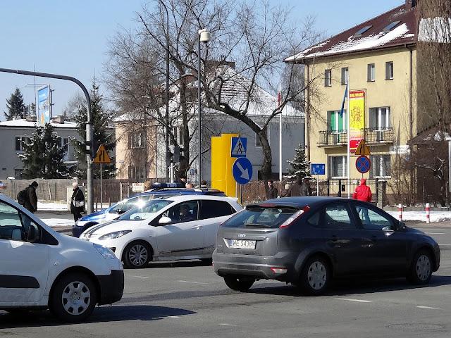 Fotoradary przy Ostrobramskiej, Zamienieckiej i Fieldorfa