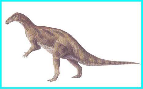 Camptosaurus : Dinosaurios del mundo