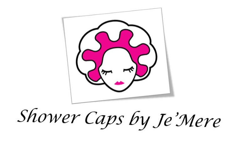 Shower Caps by Je'Mere