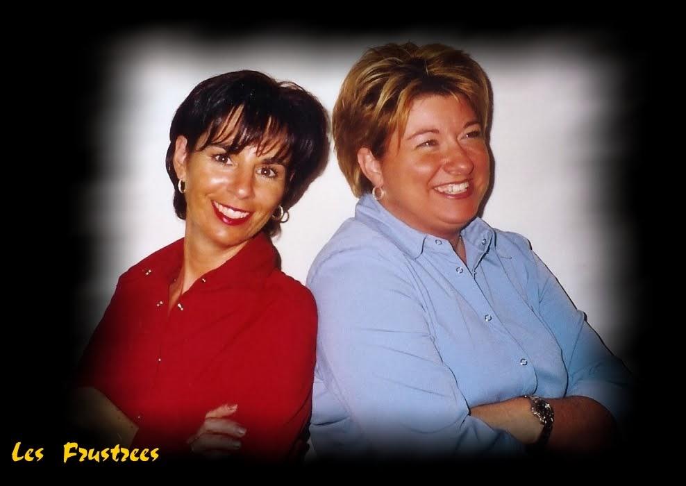Duo d'humour LES FRUSTRÉES 2004