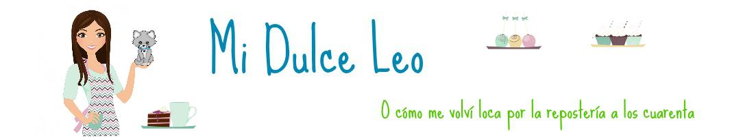 Mi Dulce Leo O cómo me volví loca por la repostería a los cuarenta