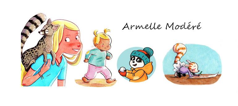 .Le blog d'Armelle Modéré