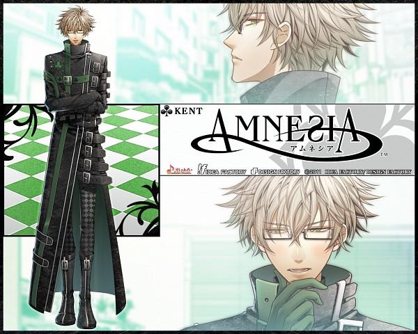 Amnesia kent