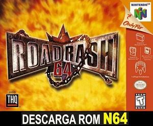Road Rash 64 n64