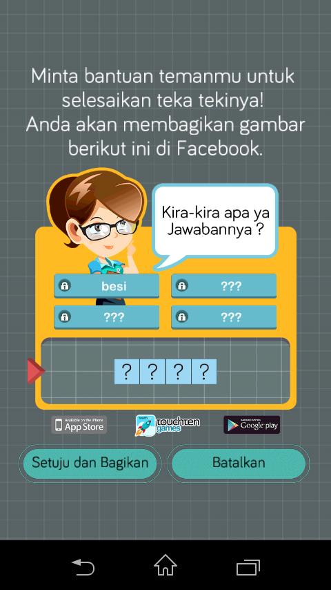 Download Game Teka Teki Android Berhadiah Asli Buatan Indonesia