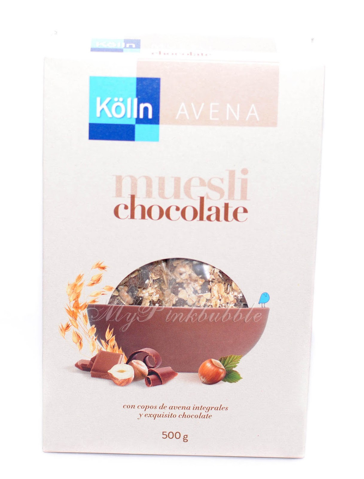 Kolln muesli de chocolate