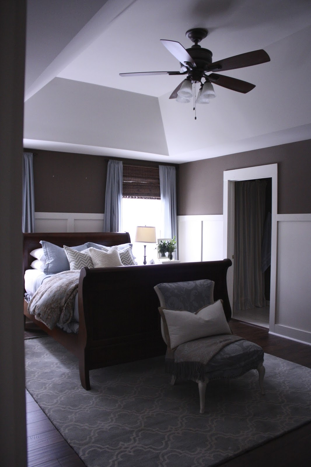 The yellow cape cod giveaway and reveal my master for Cape bedroom ideas