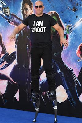 Vin Diesel's Groot return
