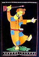 Babu's Baul Logo