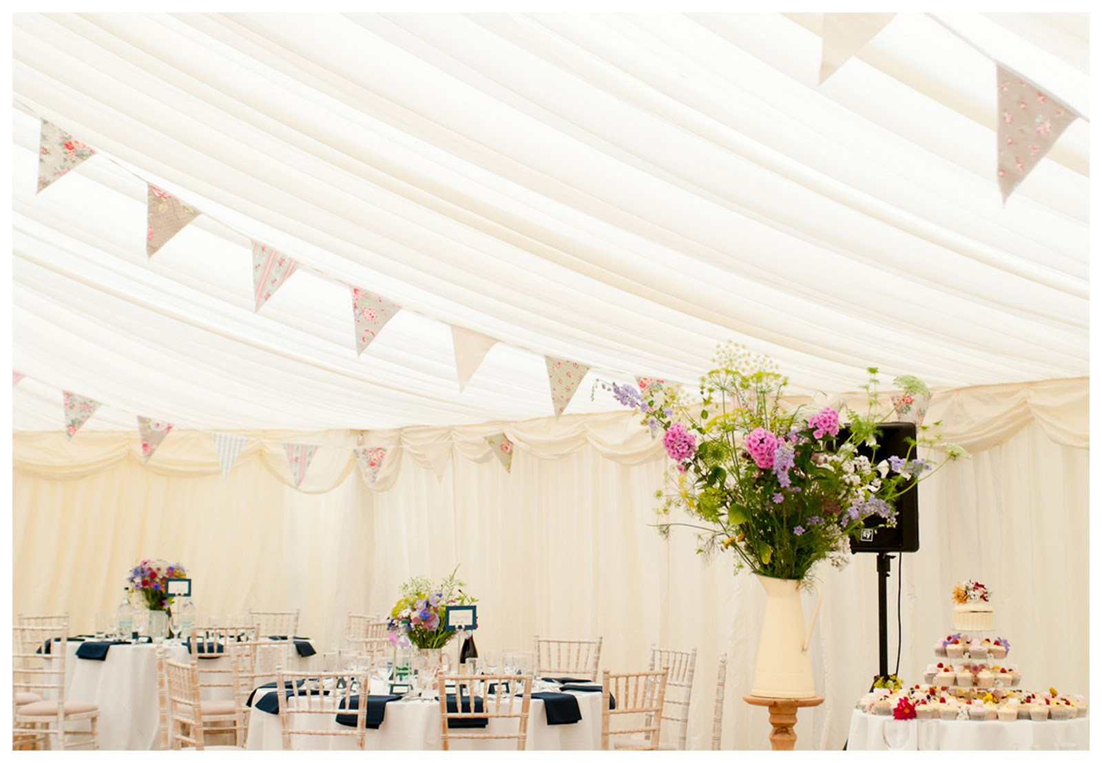 Real Pretty Marquee Wedding: Lottie & Jake - Part 2