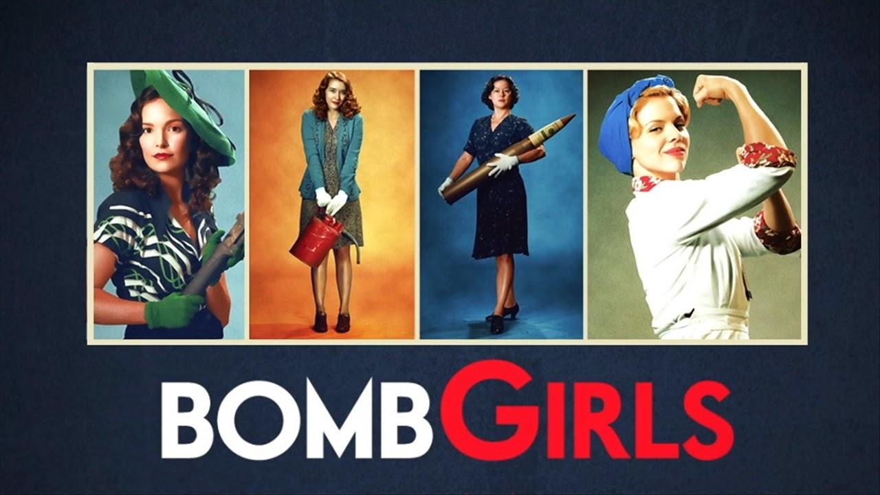 Soyez #BombGirls (#BombGirlsMovie)
