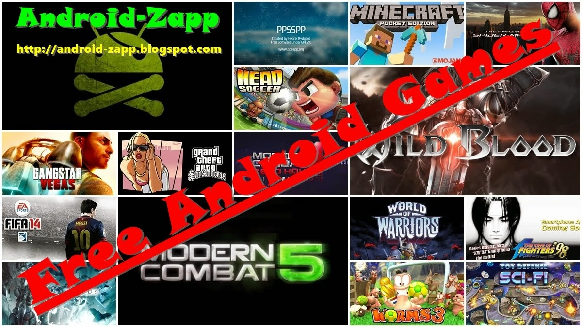 Android Games Free Update Daily